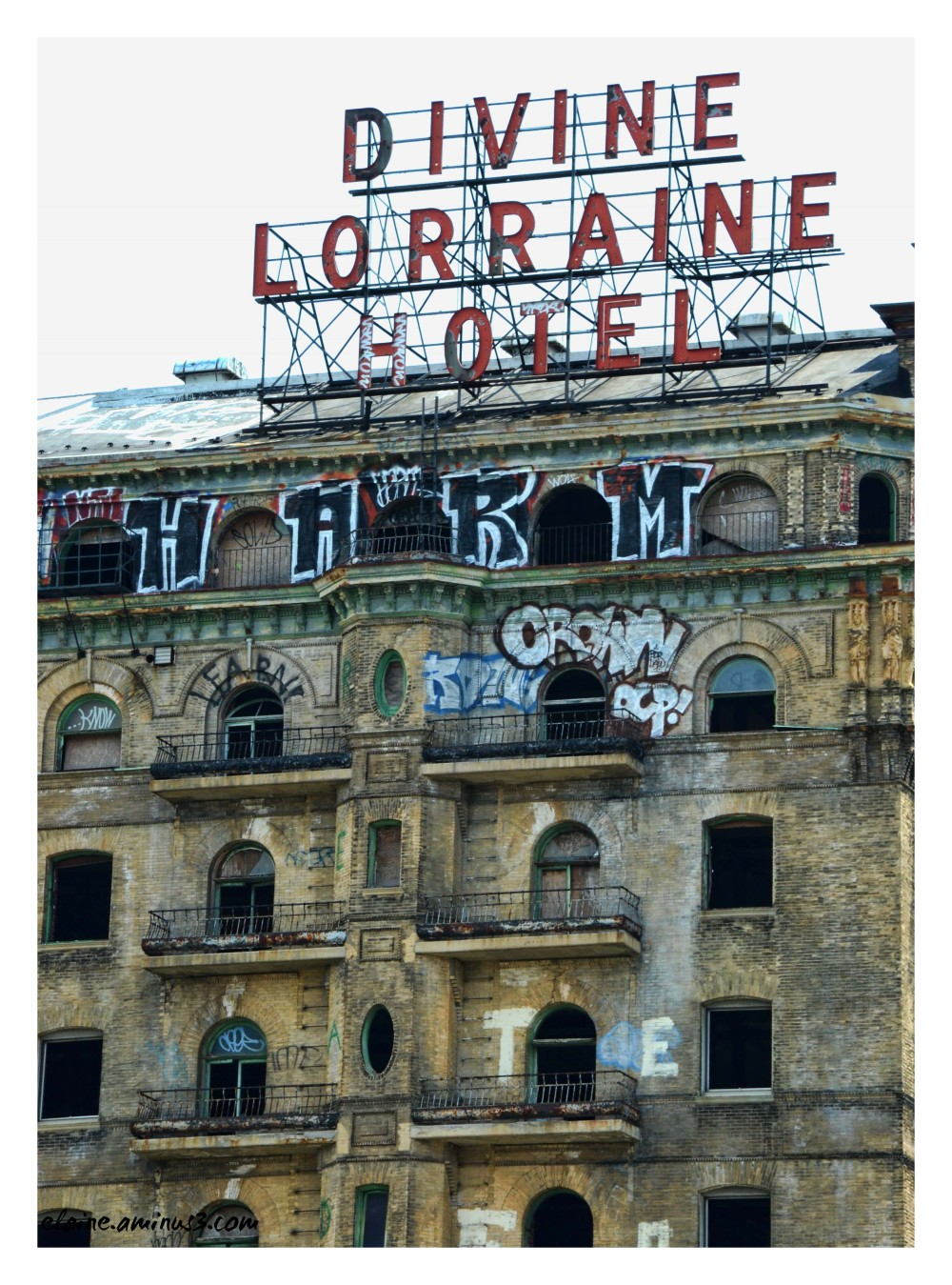lorraine hotel