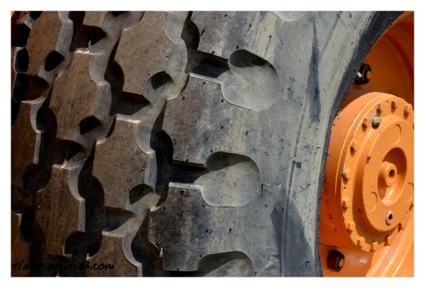 Tractor Treads