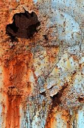 railcar rust