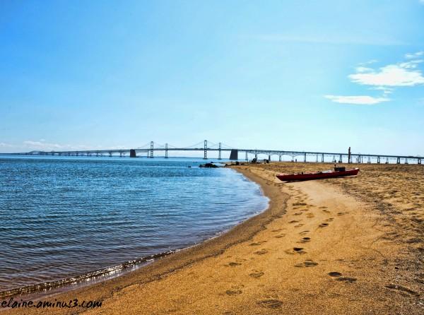 Sandy Point State Beach