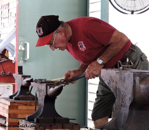 iron forging