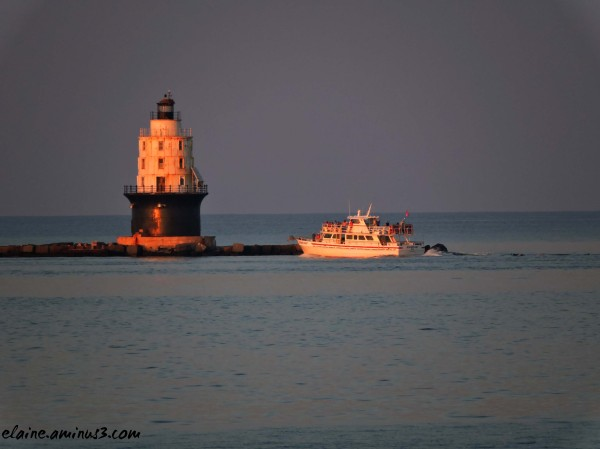 Harbor Refuge Lighthouse