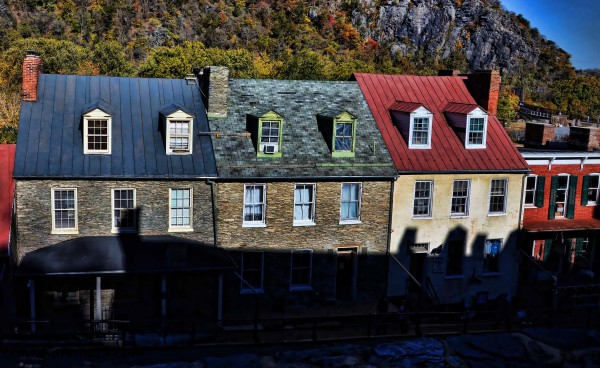 houses Harpers Ferry