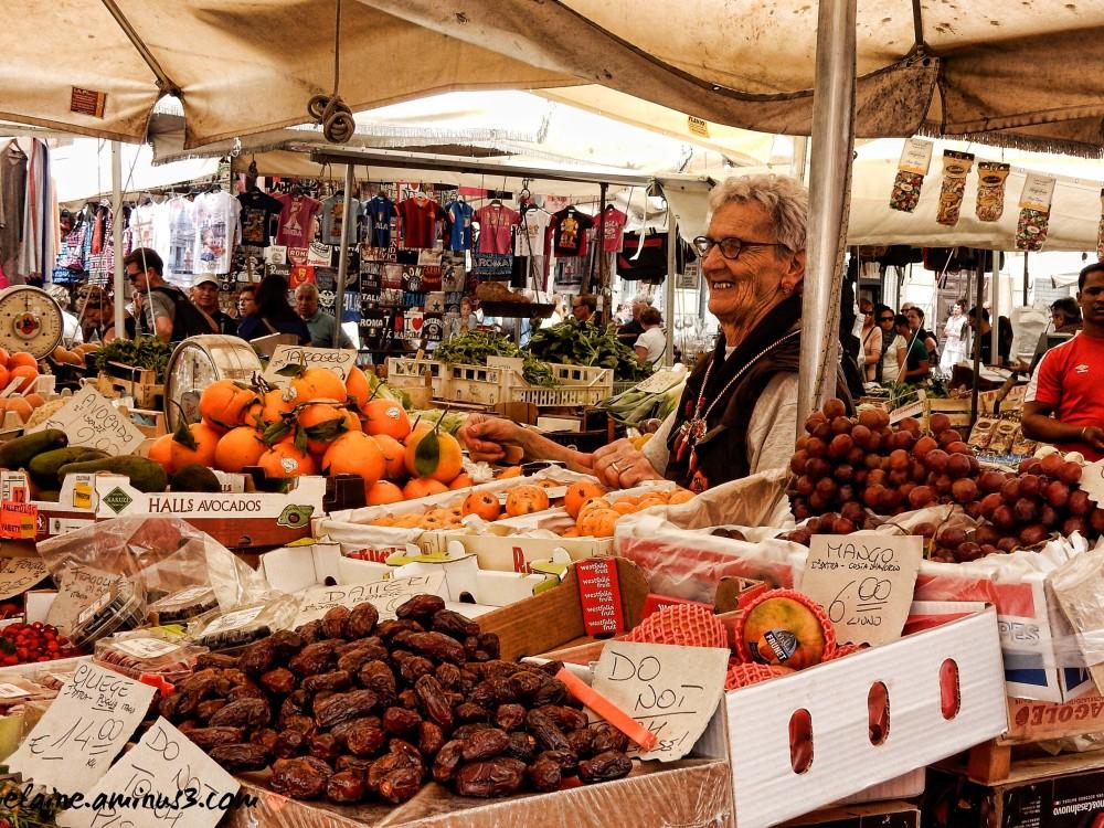 Campo de Fiori Market