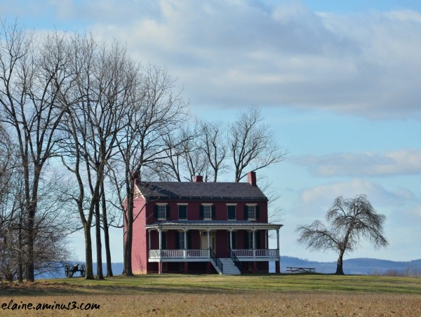 Worthington Farm House