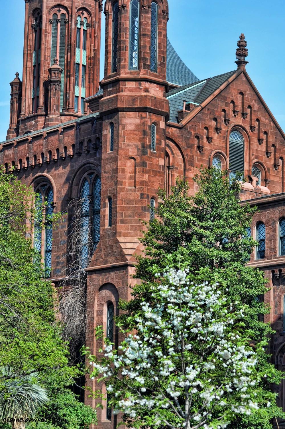 Smithsonian Castle