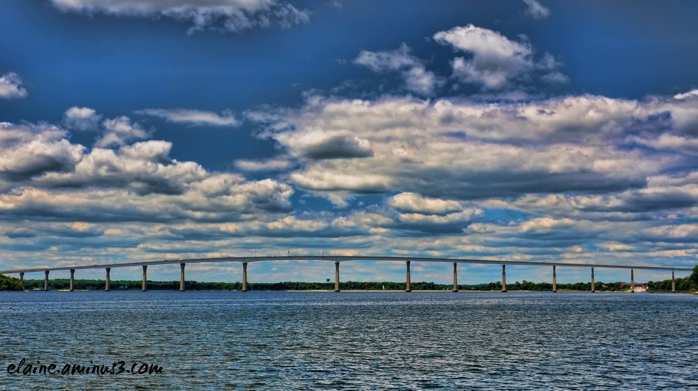 Thomas Johnson Memorial Bridge
