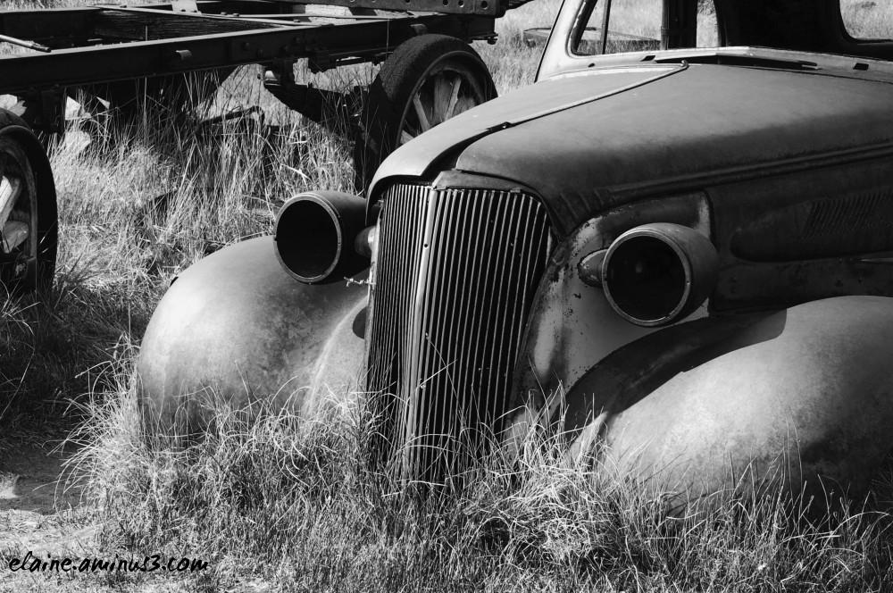 old car bodie