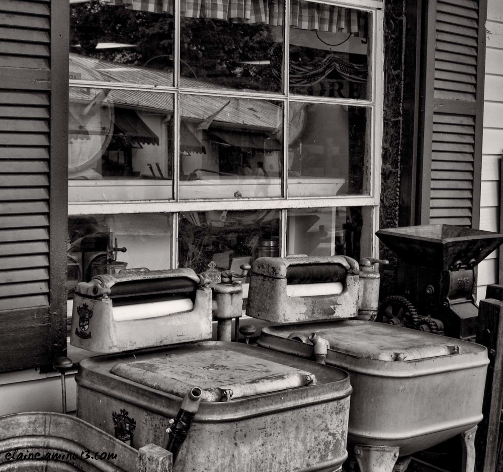 wringer washer