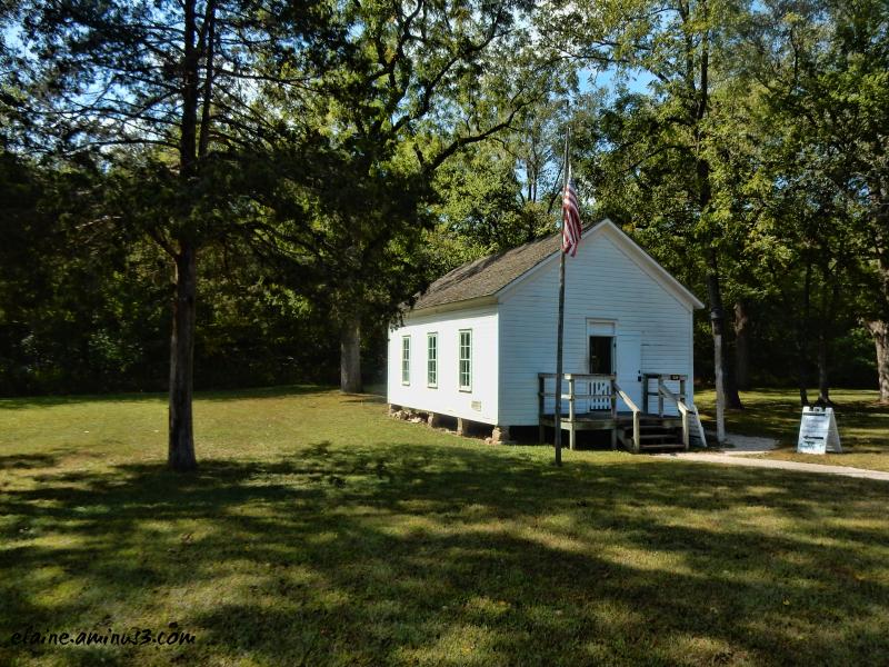 Storys Creek Schoolhouse