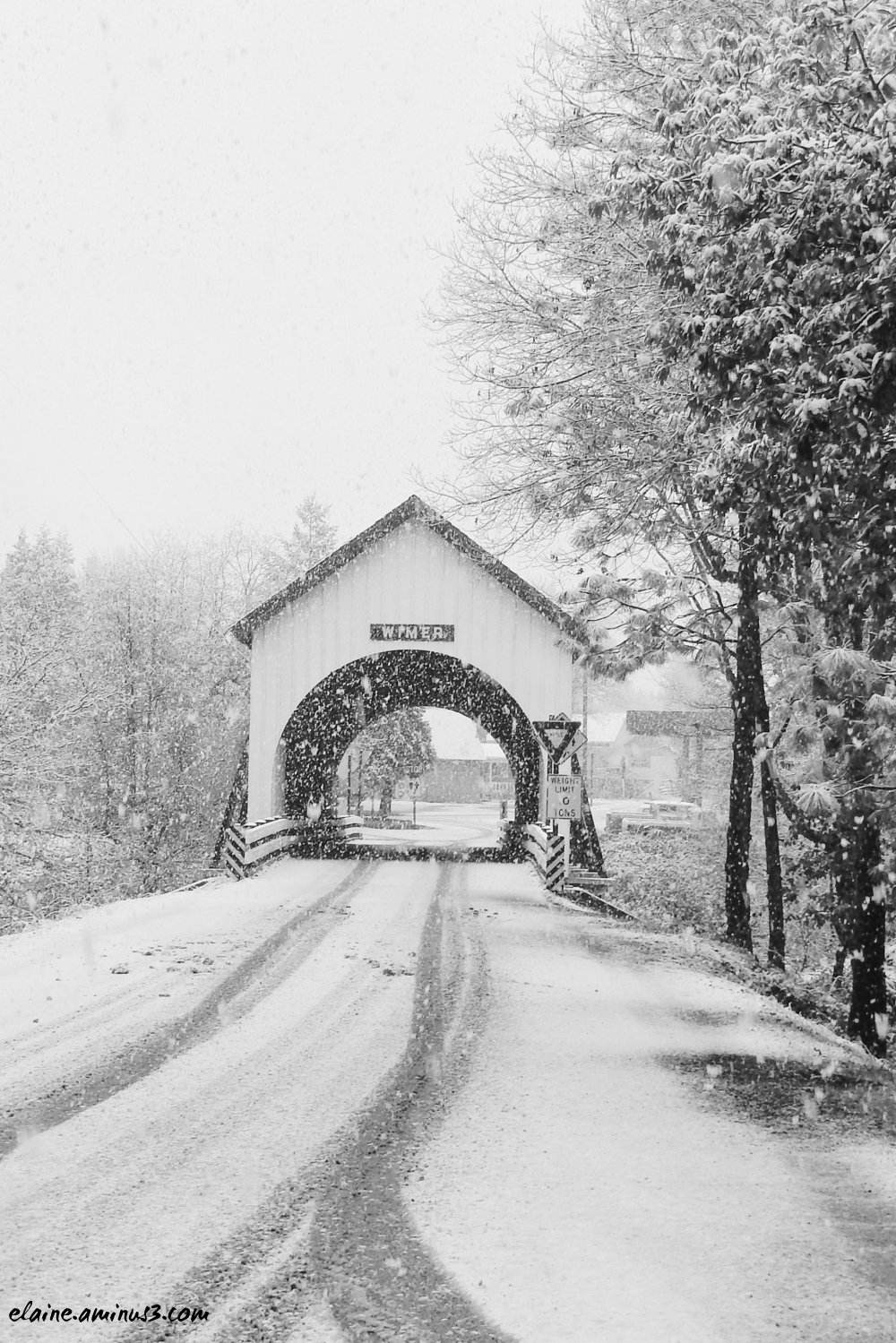 Wimer Covered Bridge