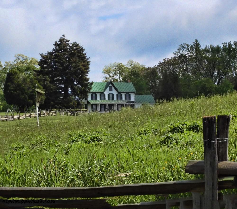 bussard farmstead