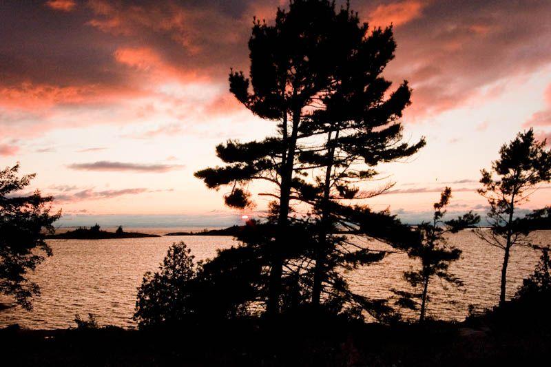 Muskoka Sunset II