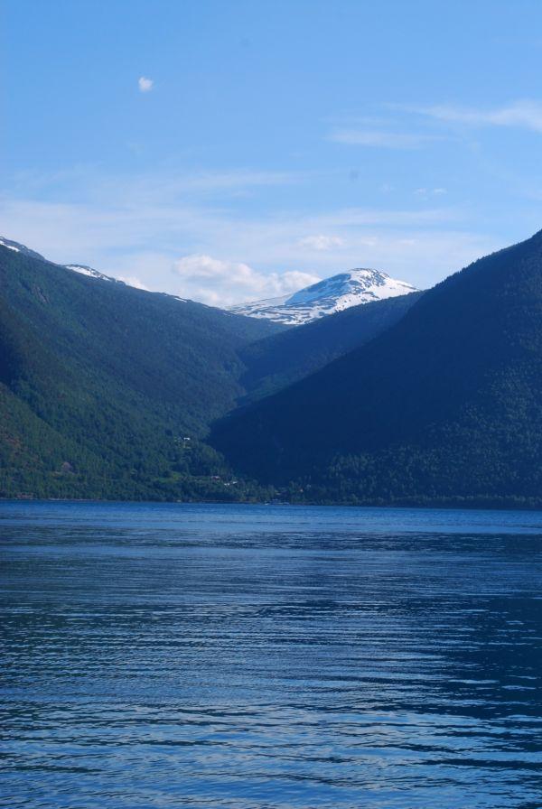Färjan från Sogndal