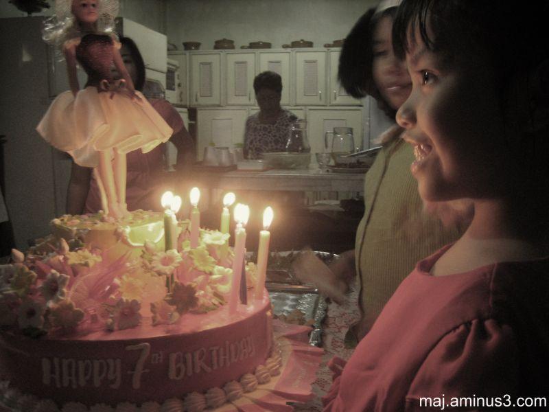 Bea's Birthday