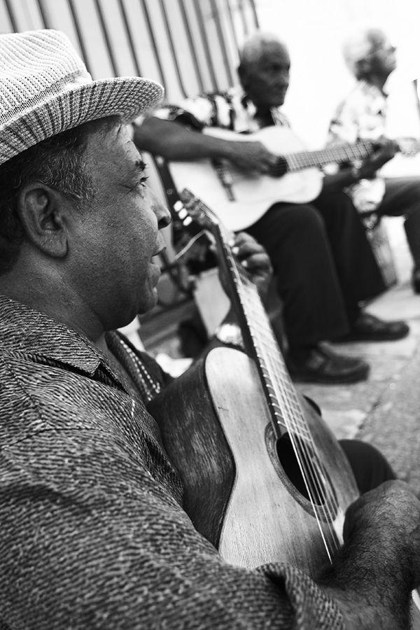 Musica en las calles