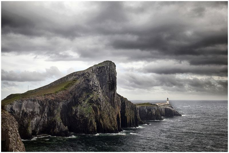 Neist Point Lighthouse, Scotland