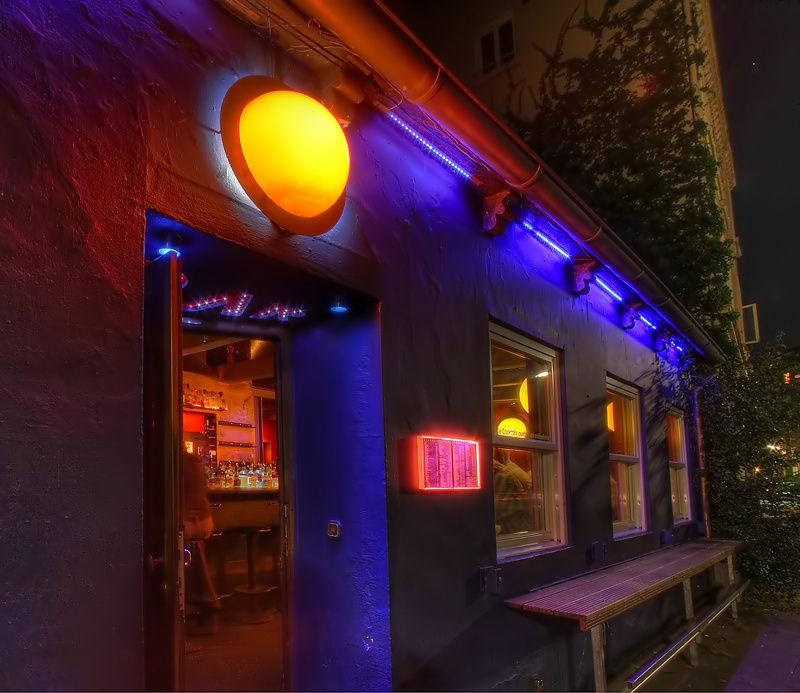 Blaues Haus Hamburg Altona