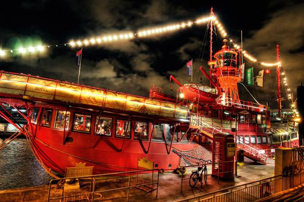 Das Feuerschiff Hamburg