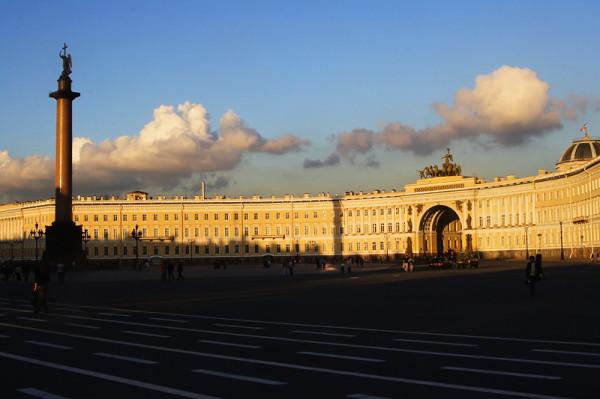 Dvorcovaya St Petersburg