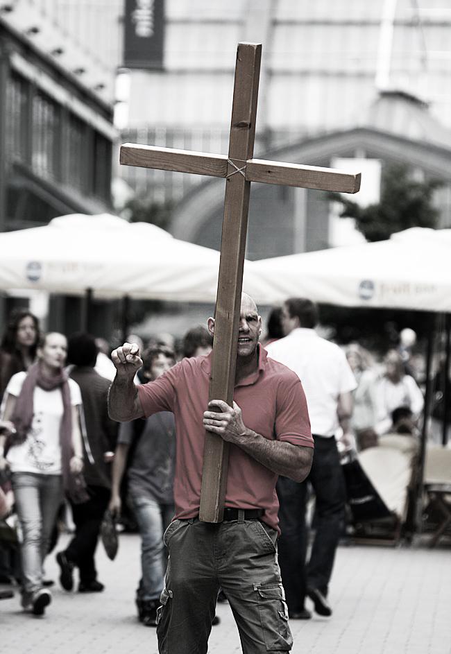 hamburg street preacher