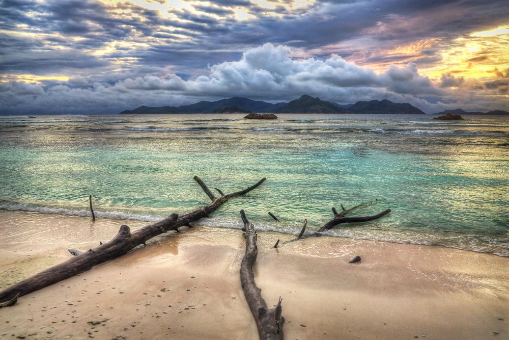 Seychelles  La Digue Anse Severe