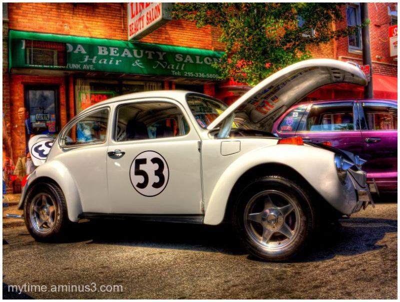 Herbie the Lovebug