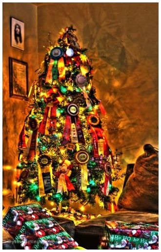 Our Christmas Tree in HDR