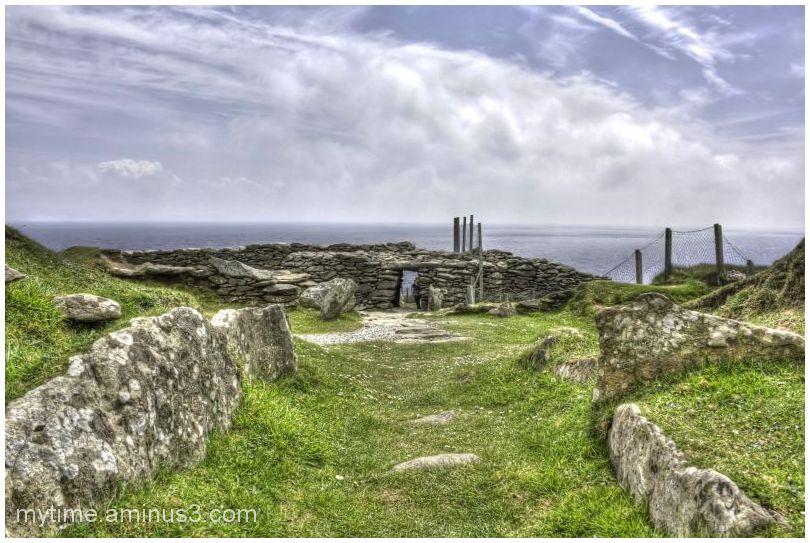 Prehistoric Cunbeg Round Fort