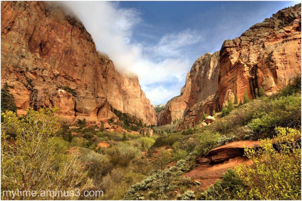 Kalob Canyon Zion National Park