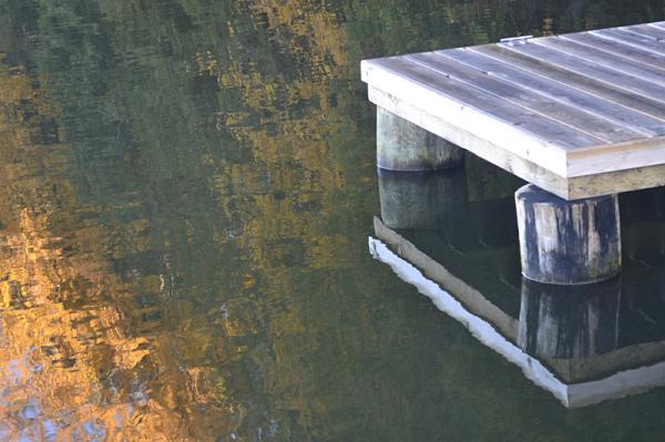 water, dock