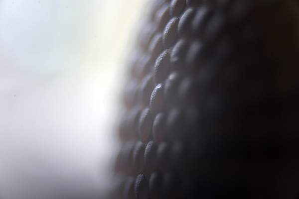 Puffer flash diffuser
