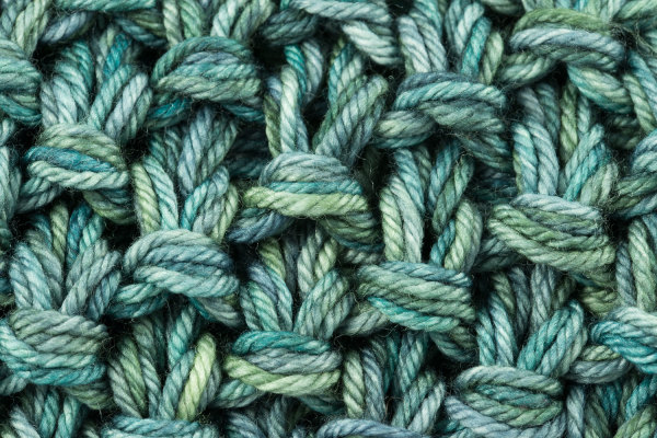 Yarn stitches