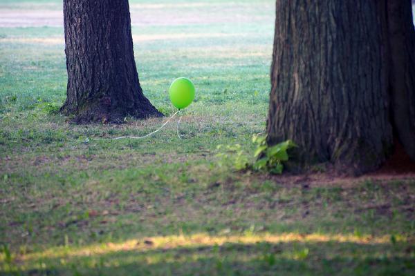 Lost ballon