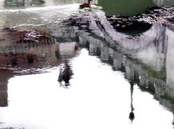 Under the bridges of Rome