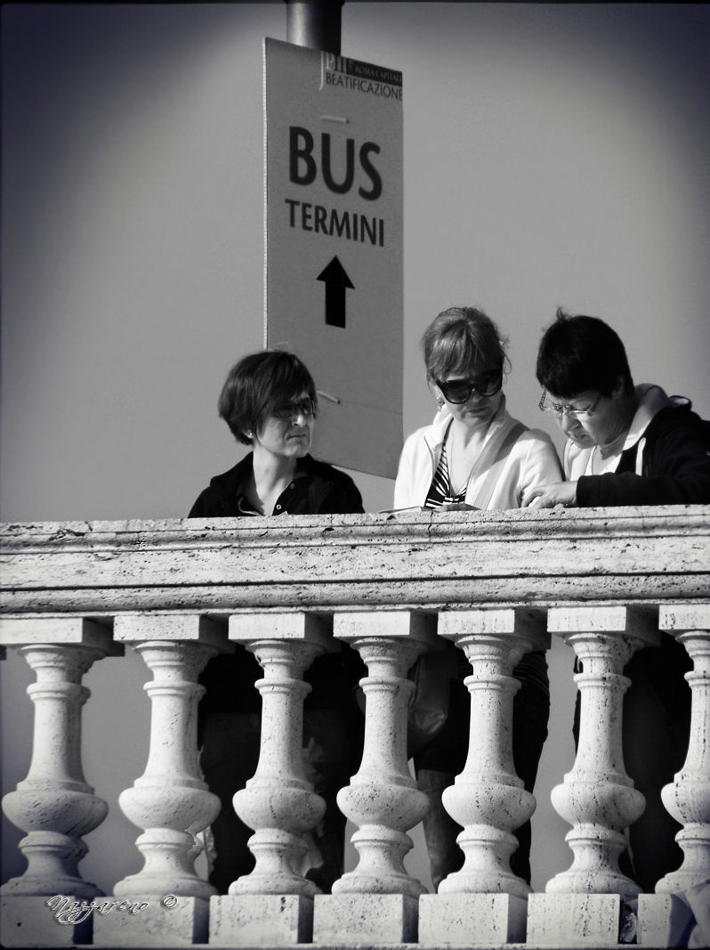 Bus Termini station