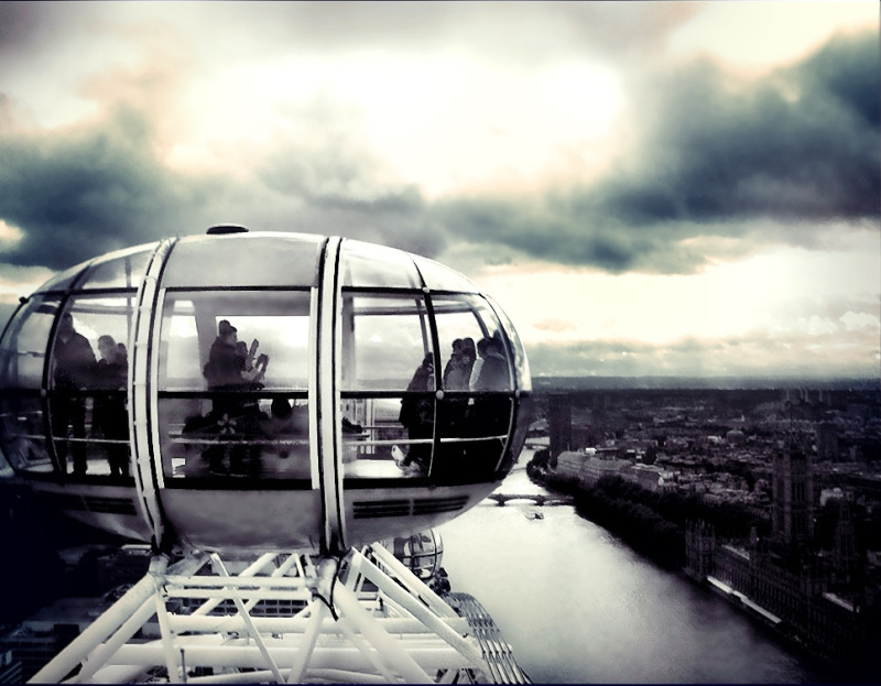 London Eye 1/2