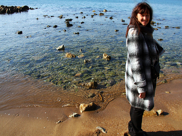 A ...winter day (at the beach of S. Marinella)
