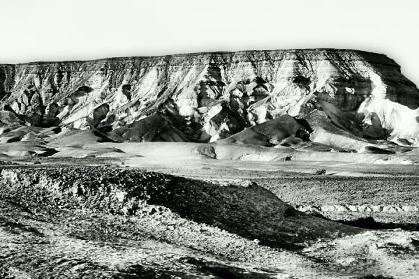 The desert of Judea