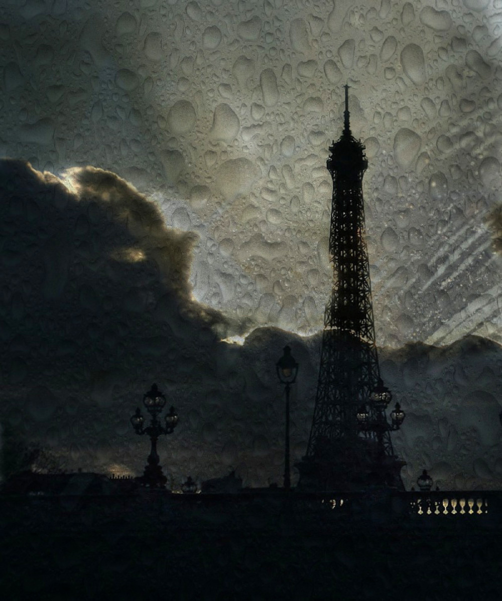 Impressions of Paris : the mistery...