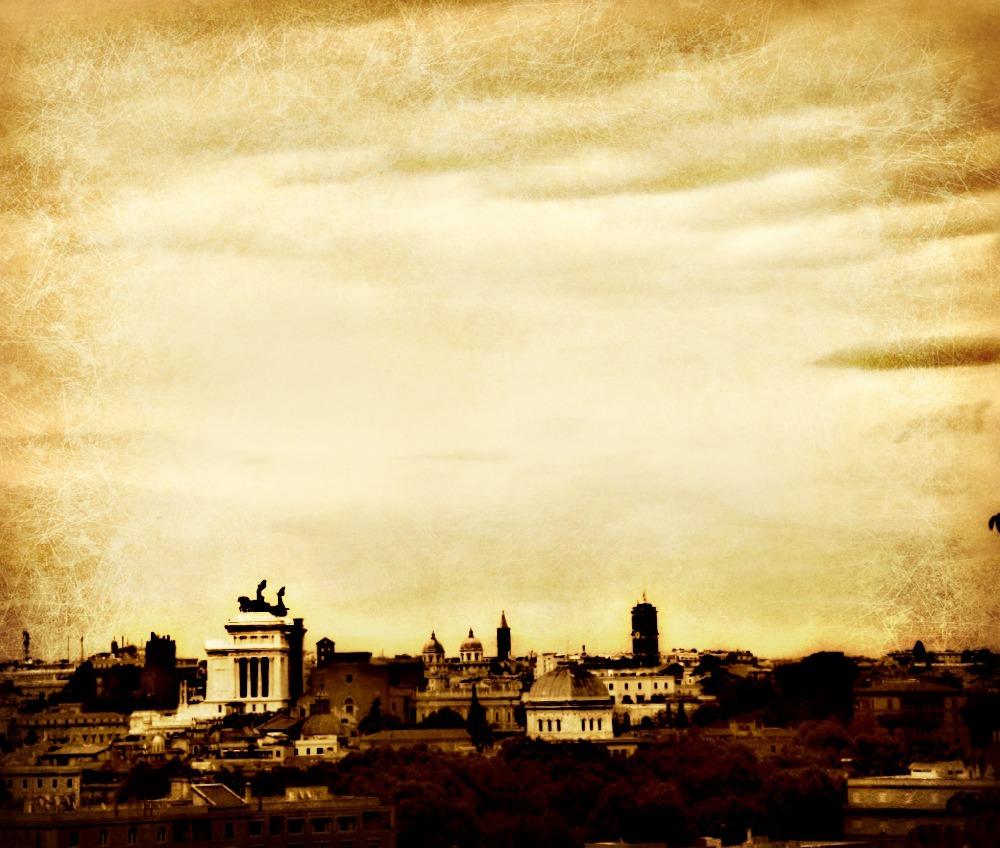 Good morning Rome...!