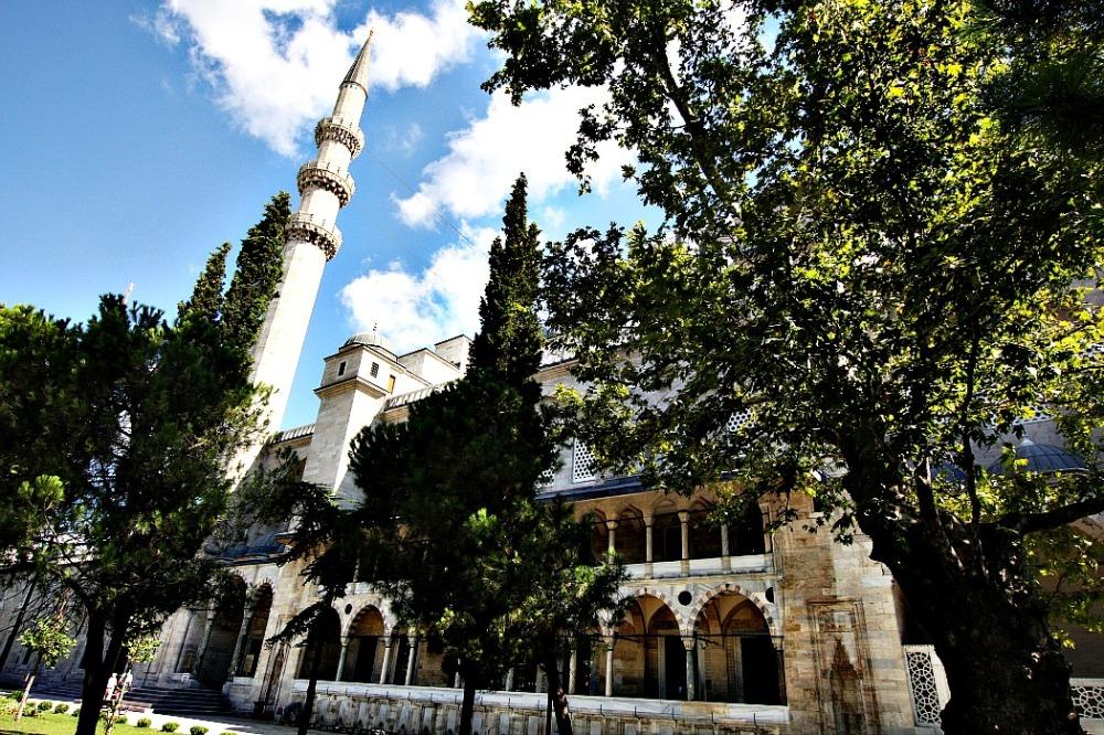 Süleymaniye Mosque 1/2