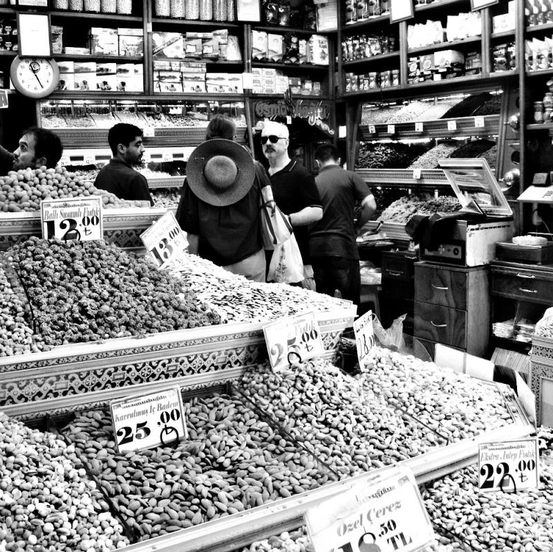 The Spice Bazaar