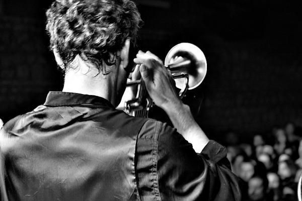 Solo trumpet