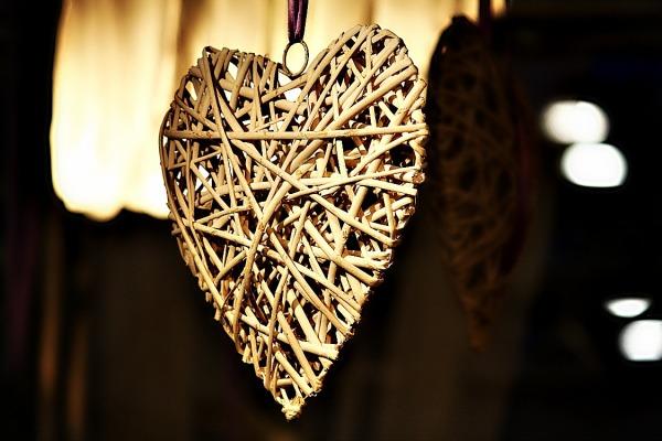 A great heart... in balance !