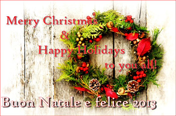 Buon Natale...!
