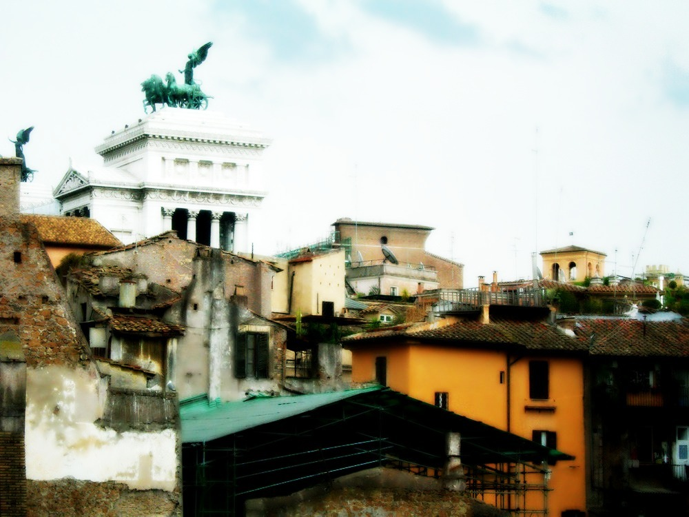 Ruins of history