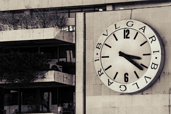 My watch home...