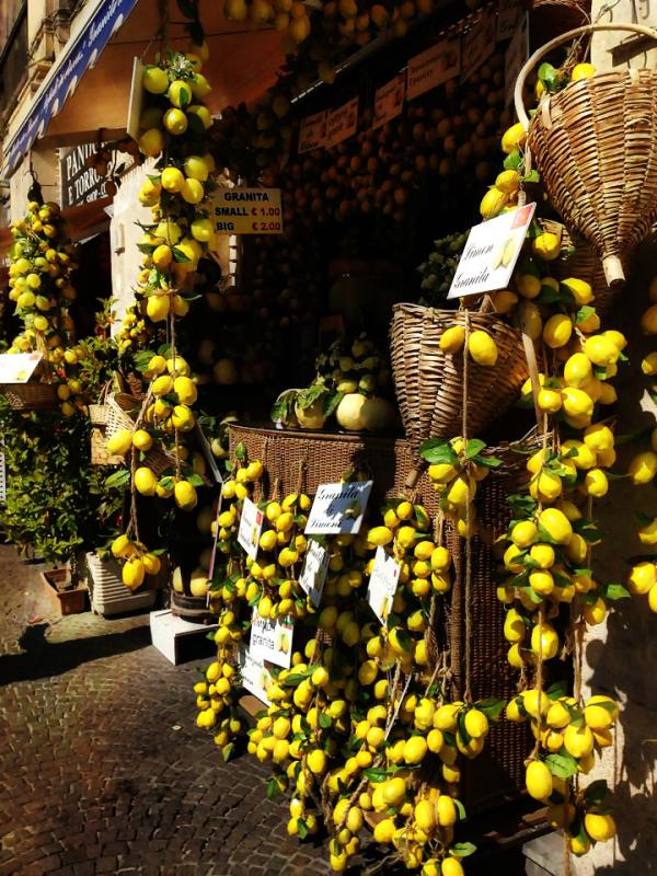 The island of lemons