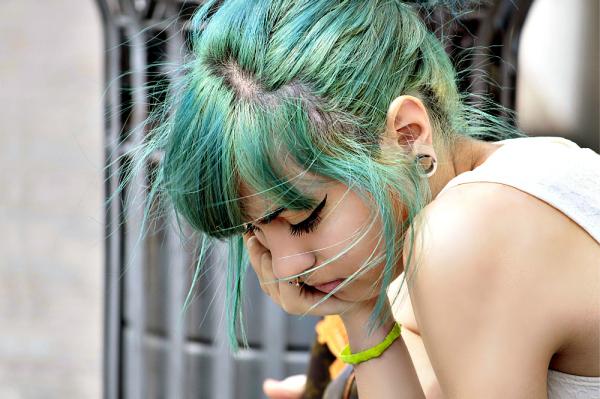 Green years